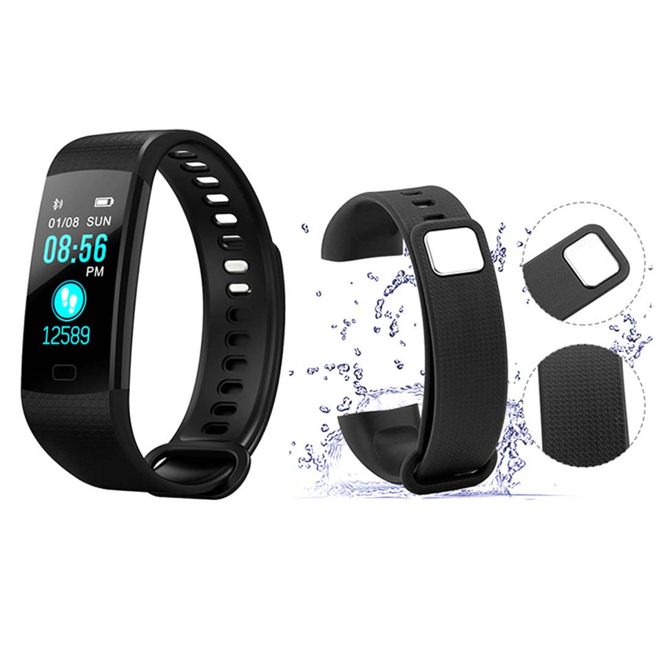 SOGA Sport Smart Watch Health Fitness Tracker With 3X Adjustable Wrist Band Strap