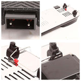 SOGA 2 in 1 Electric BBQ Grill Teppanyaki and Steamboat Hotpot Asian Hot Pot