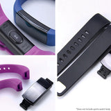 SOGA Smart Watch Model RD11 Compatible Sport Strap Wrist Bracelet Band Purple