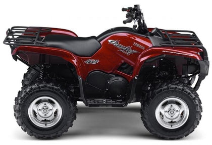 Yamaha Grizzly 700 06-13