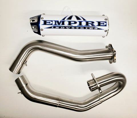 Empire Industries 15-19 Raptor 700 Full Exhaust System - Get It Power Sports