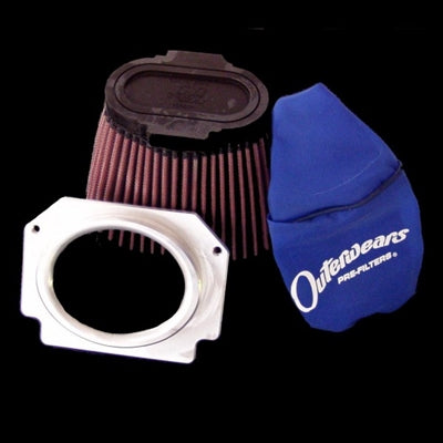 Air Flow System K&N Kit – Banshee − ATV - Get It Power Sports