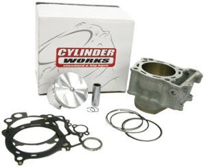 Cylinder Works 06-14 Yamaha Raptor 700 +3MM Bore 9.2:1 Compression