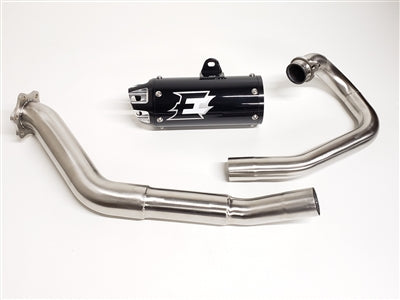 Empire Industries Full Exhaust for Suzuki DRZ 400 − ATV - Get It Power Sports