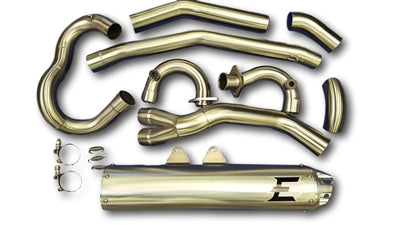 Empire Industries Kawasaki KFX 700 Exhaust − ATV - Get It Power Sports