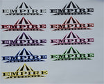 Empire Industries Decal − ATV - Get It Power Sports