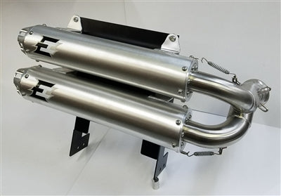 Empire Industries Can Am Maverick X3 Dual Slip On Exhaust − ATV - Get It Power Sports