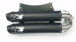 Polaris RZR XP 1000 Slip On Exhaust − ATV - Get It Power Sports