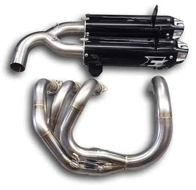 Yamaha YXZ Full Exhaust & ECM Reflash Package − ATV - Get It Power Sports