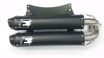 Empire Industries 2015-2017 Polaris RZR XP1K Slip on exhaust - Get It Power Sports