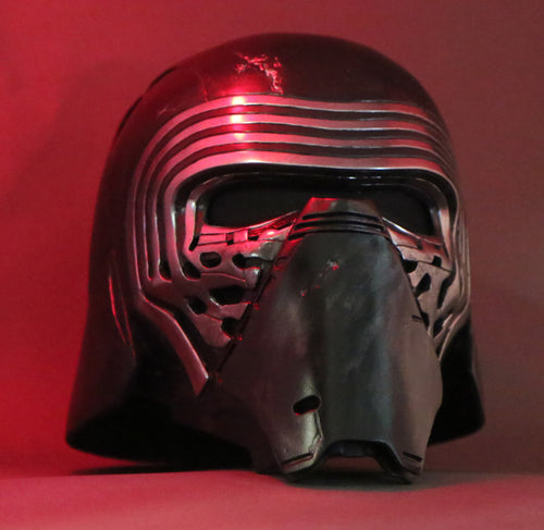 Helmet Inspired by Kylo Ren