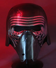 Load image into Gallery viewer, Helmet Inspired by Kylo Ren