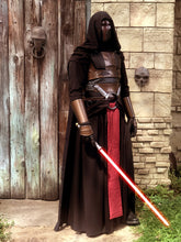 Load image into Gallery viewer, Darth Revan - Full Costume - Inspired by Star Wars: Knights of the Old Republic - Custom Prop Repica Costume