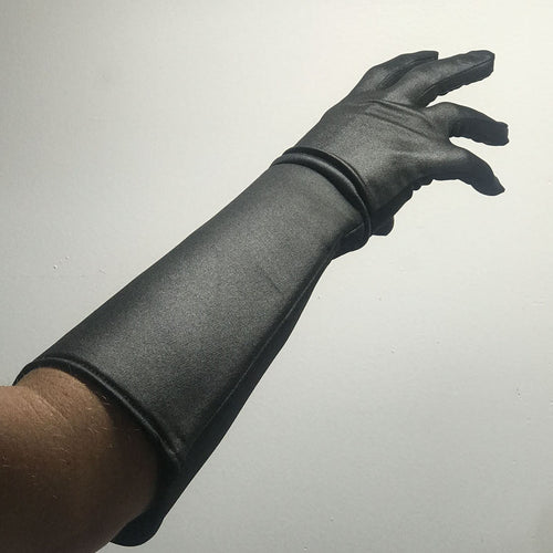 Long Cuffed Gloves