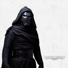 Load image into Gallery viewer, Kylo Ren - Full Sleeveless Pleated Tunic - Inspired by Star Wars: The Force Awakens