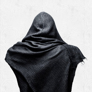 Kylo Ren - Hood & Shawl - Inspired by Star Wars: The Force Awakens