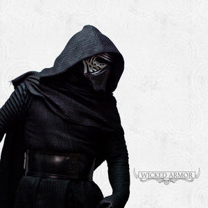 Kylo Ren - Outer Robe - Inspired by Star Wars: The Force Awakens