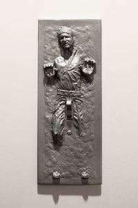 Phallic Light Switch Cover inspired by Han Solo in Carbonite from Star Wars