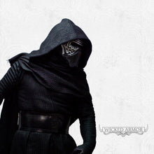 Load image into Gallery viewer, Kylo Ren - Hood & Shawl - Inspired by Star Wars: The Force Awakens