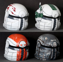 Load image into Gallery viewer, Commando Helmets - Inspired by Republic Commando