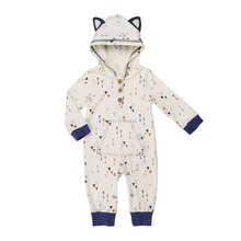 Load image into Gallery viewer, Hooded Jumpsuit