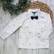 Load image into Gallery viewer, Bow Tie Shirt