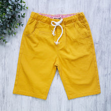 Load image into Gallery viewer, Classic Yellow Shorts