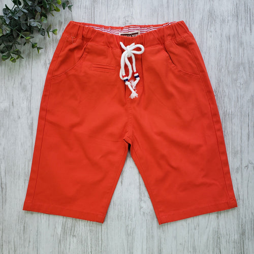 Classic Coral Shorts