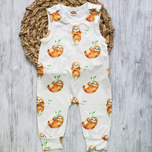 Load image into Gallery viewer, Sloth Jumpsuit