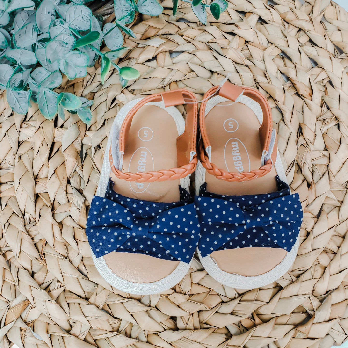 Bow-knot Sandals