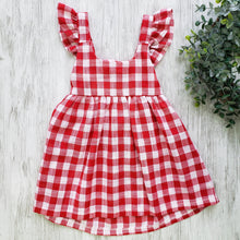 Load image into Gallery viewer, Checkers Dress