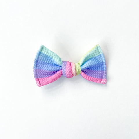 light candy stripe knot