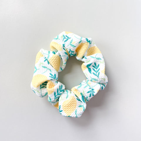 lemon scrunchie