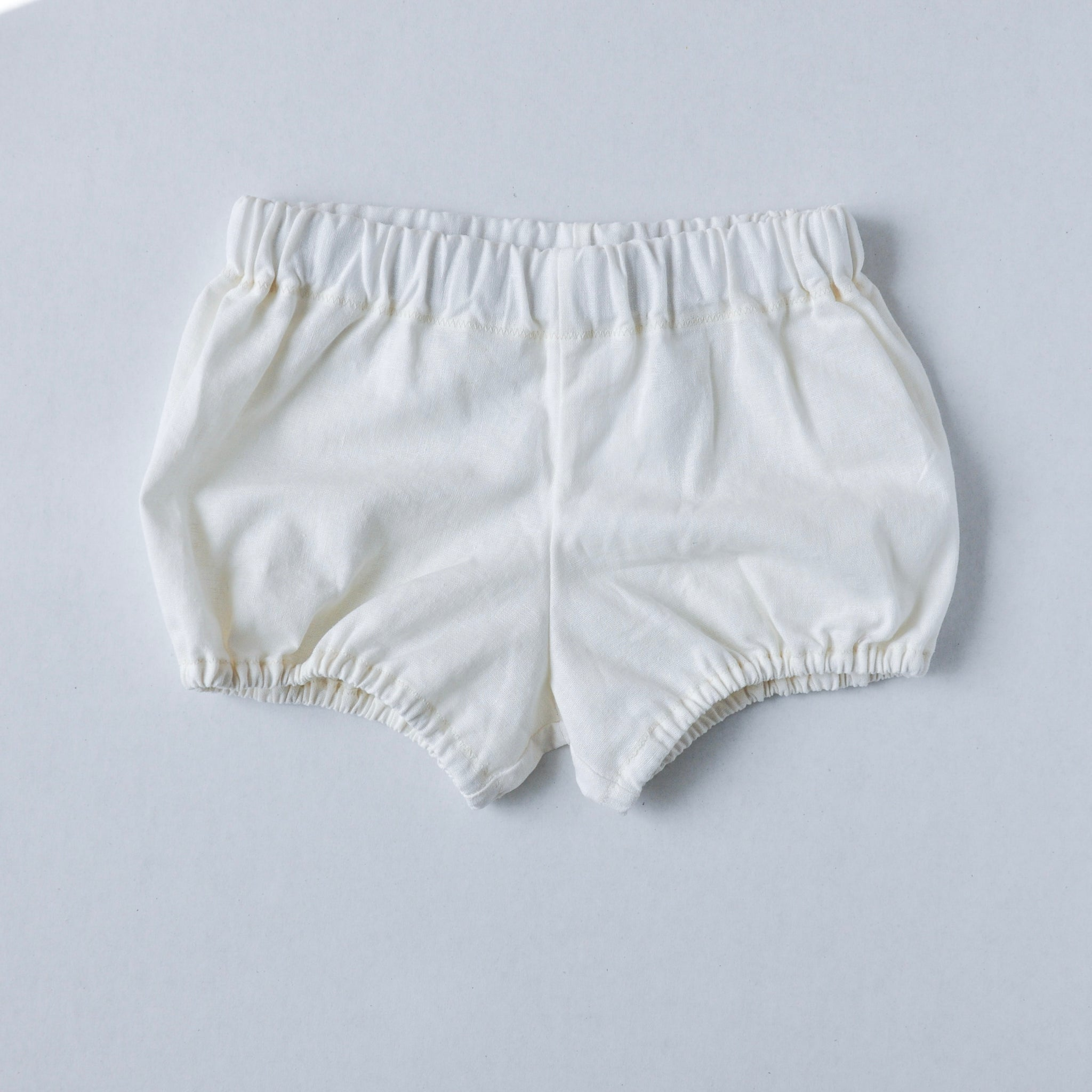 6/12 cream bloomers
