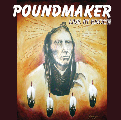 Poundmaker – Live at Enoch (Cree/English)