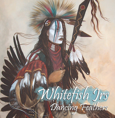 Whitefish Jrs – Dancing Feathers (Cree/English)