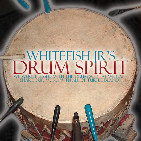 Whitefish Jrs Drum Spirit (Cree/English)