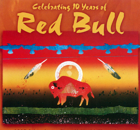 Red Bull - Celebrating 10 Years (Cree/English)