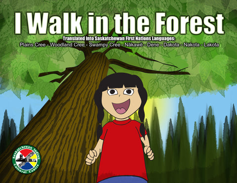 I Walk in the Forest (Multilingual)