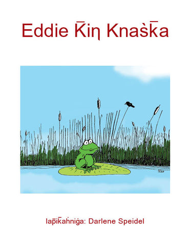 Eddie The Frog (Dakota Ihaƞktoƞwaƞ)