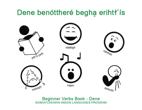 Verb Book (Dene)