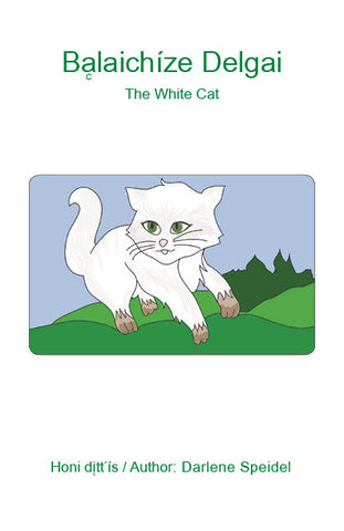 White Cat (Dene / English)
