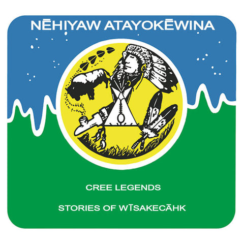 Cree Legends (English)