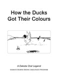How The Ducks Got Their Colours (English)
