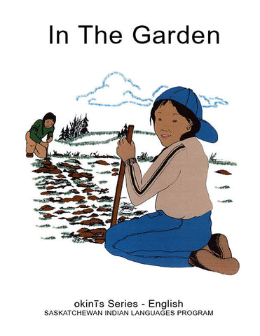In The Garden (English)