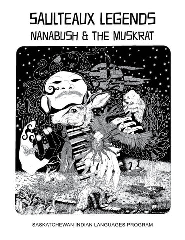 Nanabush and the Muskrat (English)
