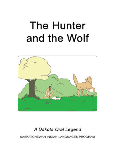 The Hunter and the Wolf (English)