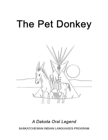 The Pet Donkey (English)