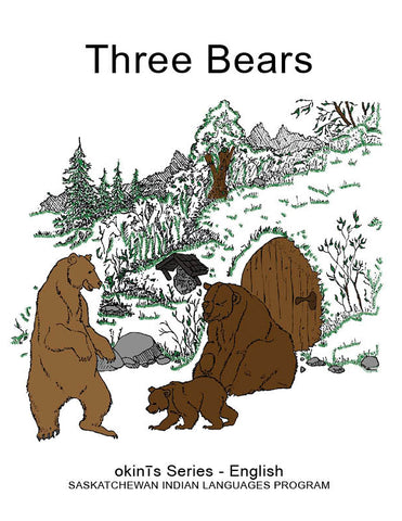 Three Bears (English)