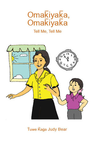 Tell Me, Tell Me (Lakota / English)